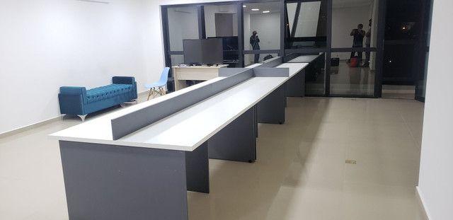 Estação de trabalho para 6 Lugares* armário - Foto 5