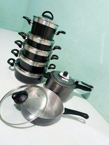 Kits de panelas e utensílios para cozinha. - Foto 3