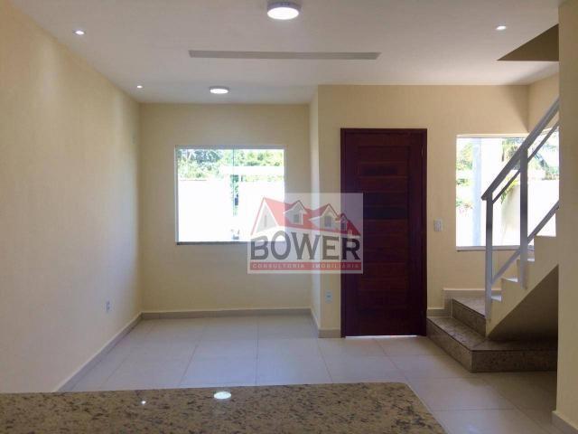 Casa com 3 dormitórios à venda, 70 m² por R$ 349.000,00 - Jardim Atlântico Central (Itaipu - Foto 4
