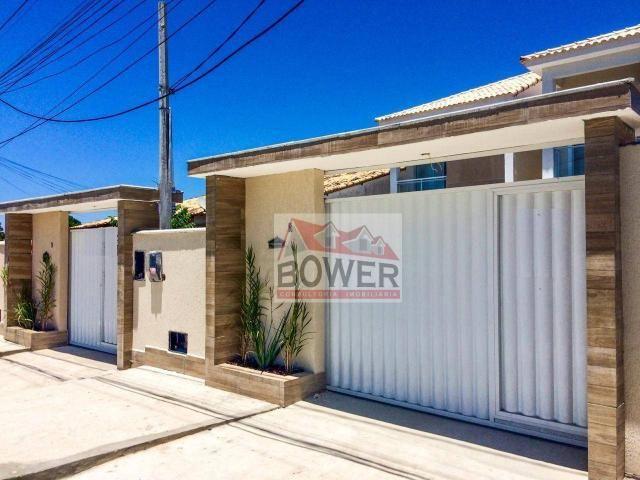 Casa com 3 dormitórios à venda, 70 m² por R$ 349.000,00 - Jardim Atlântico Central (Itaipu