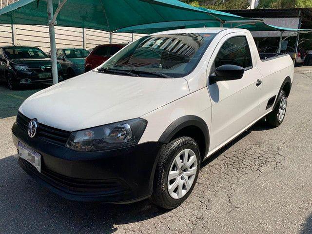 Volkswagen Saveiro Startline 1.6 Flex 2015 Cabine Simples - Foto 3