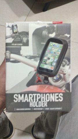 Suporte Celular Smartphone Givi S957BBR