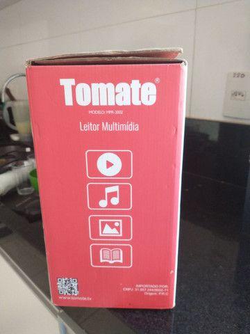 Projetor Datashow 3000 Lumens Home Cinema Tomate Mpr-2002 3000 lumens - Foto 3