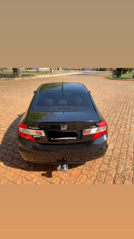Honda Civic LXL 1.8 flex 2012/2013 - Foto 5
