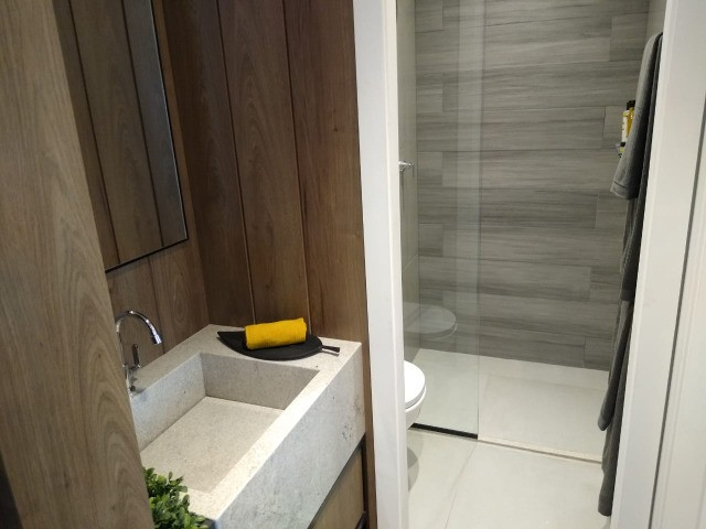 Apartamento Novo, Faltou Entrada? Parcelamos para você-Financiamento Caixa-Use seu FGTS - Foto 13