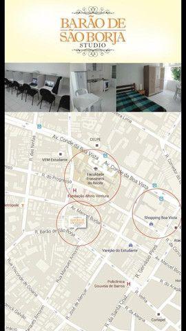 Apartamentos Mobiliados na Boa Vista - Centro do Recife