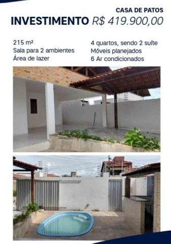 casa em Patos - Paraiba