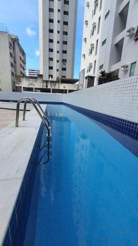 009L - Apartamento tipo flat para alugar, 1 quarto, Mobiliado, lazer, em Boa Viagem - Foto 10