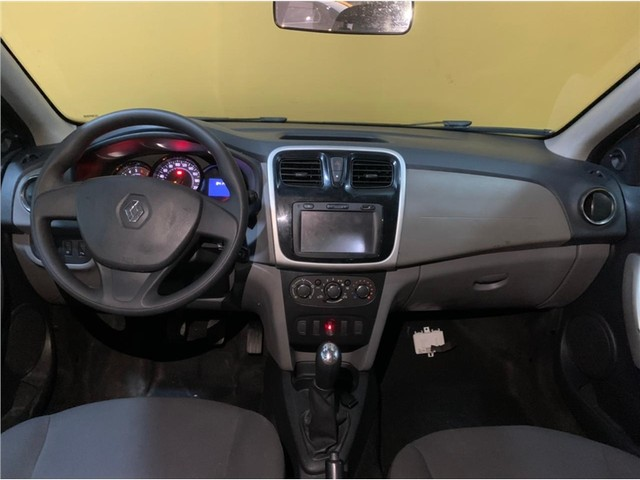 Renault Logan 2019 1.6 16v sce flex expression manual - Foto 10