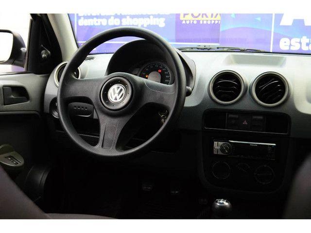 Volkswagen Parati 1.6 Mi Plus Total Flex  8V 4p - Foto 9