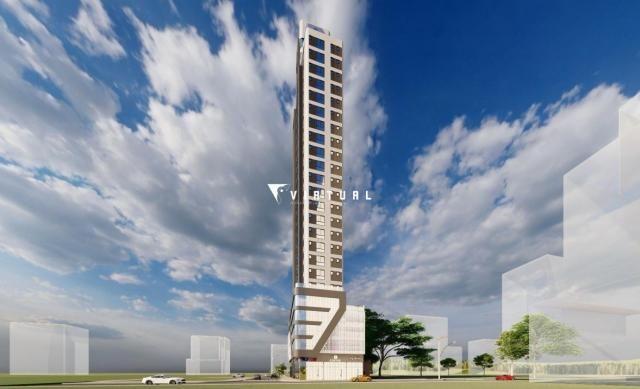 Apartamento à venda com 3 dormitórios em Barra norte, Balneário camboriú cod:683 - Foto 2