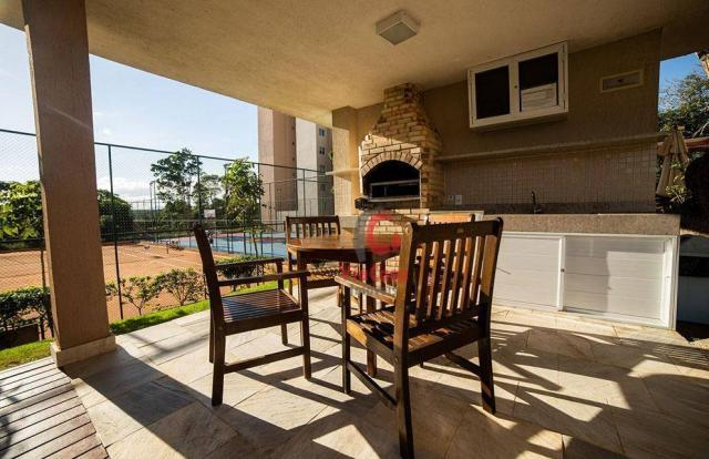 Apartamento com 2 dormitórios à venda, 63 m² por R$ 310.000,00 - Glória - Macaé/RJ - Foto 20