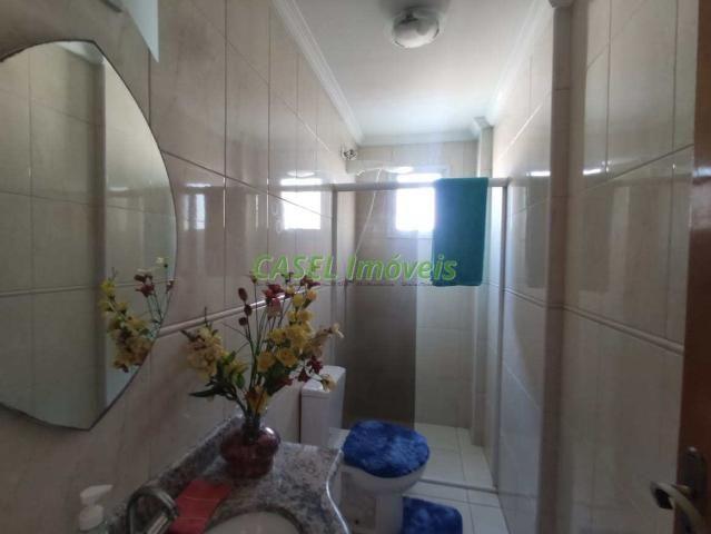 Apartamento à venda com 2 dormitórios em Guilhermina, Praia grande cod:804126 - Foto 8
