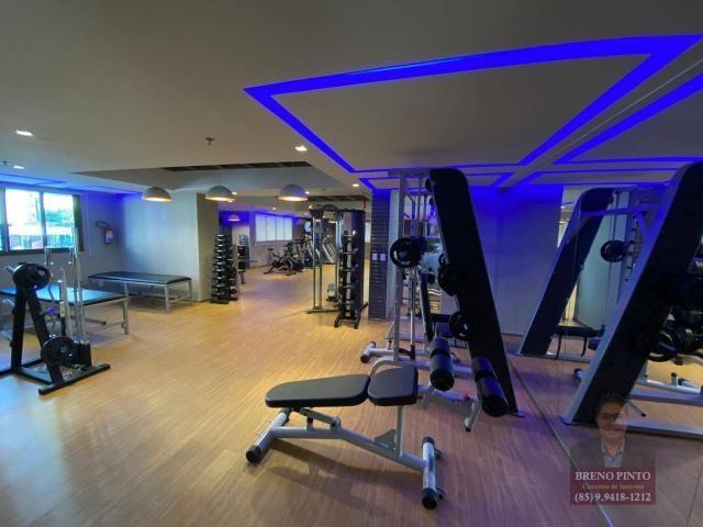 Apartamento com 4 dormitórios à venda, 235 m² por R$ 2.400.000,00 - Meireles - Fortaleza/C - Foto 13