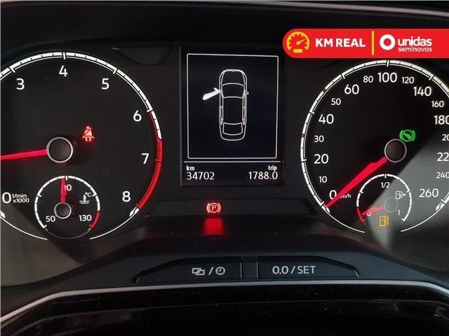 Volkswagen Virtus 2020 1.0 200 tsi comfortline automático - Foto 8