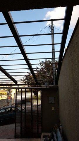 Telhados coloniais com estrutura metálica - Foto 3