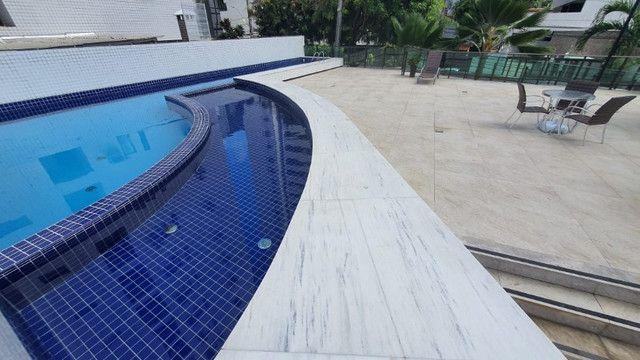 009L - Apartamento tipo flat para alugar, 1 quarto, Mobiliado, lazer, em Boa Viagem - Foto 4