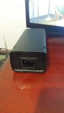 Xbox 360 com controle e jogos usado - Foto 5