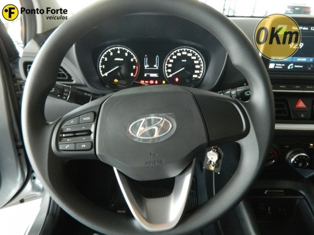 Hyundai Hb20 1.0 12V FLEX VISION MANUAL - Foto 12