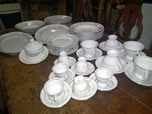 Jogo de porcelana Schimit - Foto 6