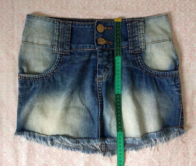 Saia jeans oppnus - Foto 4