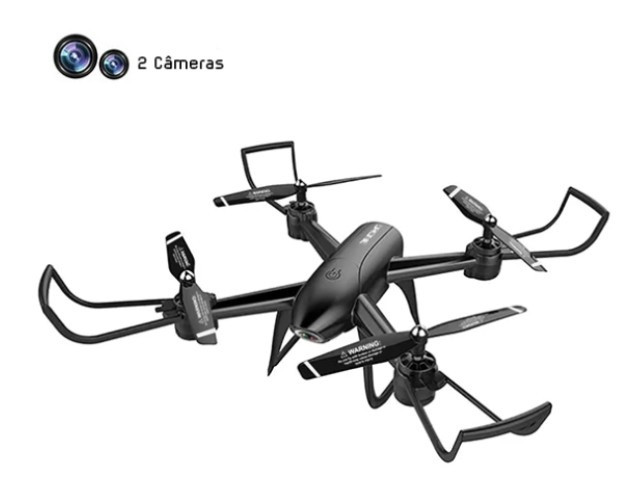 Drone SG106 WiFi - Até 12x Com Frete Grátis -SC - Foto 6