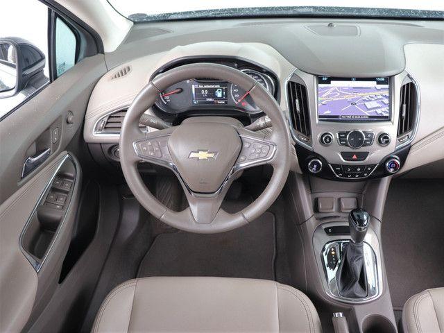 GM - CHEVROLET CRUZE LTZ 1.4 16V Turbo Flex 4p Aut. - Foto 9