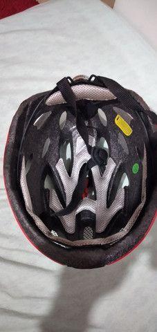 Capacete de bike - Foto 2