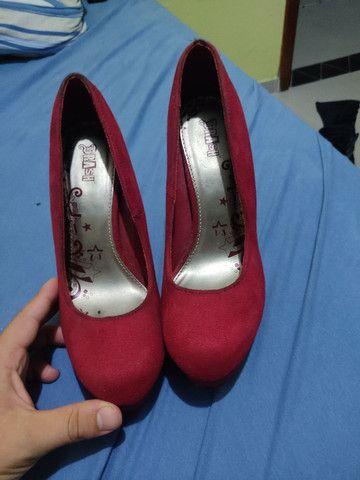 Sapato marca Brash 60 reais - Foto 2