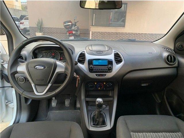 Ford Ka 2019 1.0 ti-vct flex se sedan manual - Foto 9