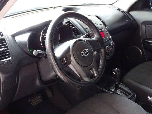 SOUL 2009/2010 1.6 EX 16V GASOLINA 4P AUTOMÁTICO - Foto 7