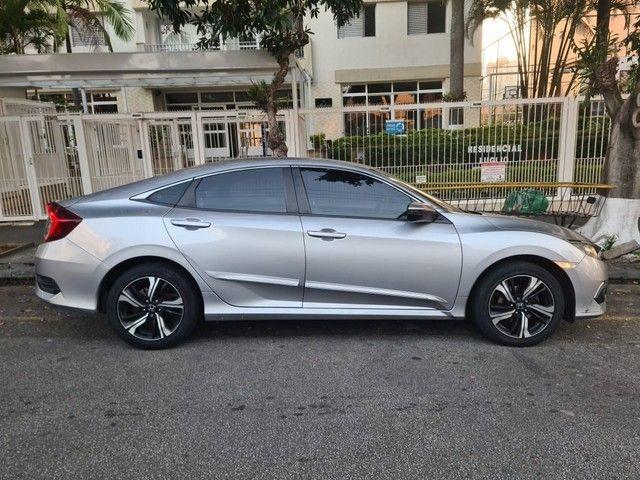 Honda Civic 2017 EXL 2.0 Flex Automático baixo km.
