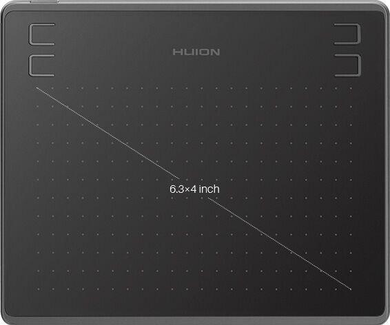 Mesa Digitalizadora Huion - Hs64 - Android/mac/win - Original - Foto 4