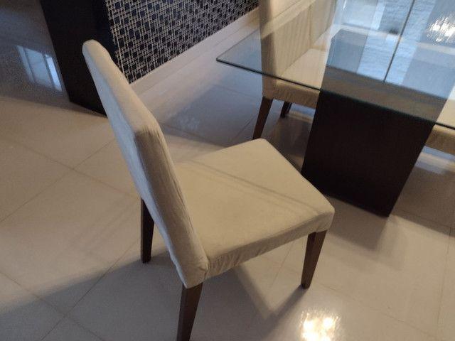 Mesa de Jantar com 6 cadeiras - Foto 5