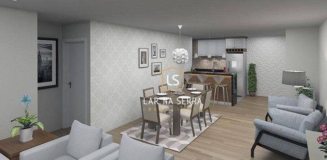Apartamento com 2 dormitórios à venda, 124 m² por R$ 560.000,00 - Centro - Canela/RS - Foto 5