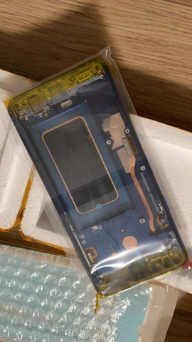 Frontal Original Galaxy S9 Plus - Foto 5