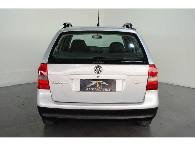 Volkswagen Parati 1.6 Mi Plus Total Flex  8V 4p - Foto 5