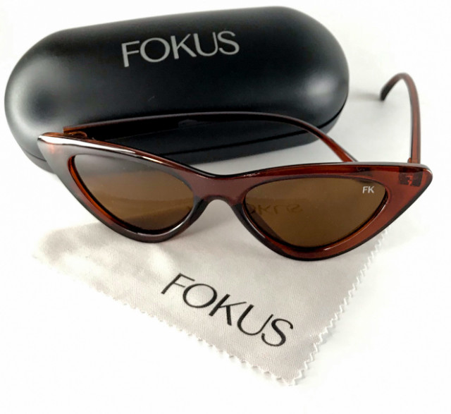 Óculos de Sol Venice Gatinho UV 400 - Foto 3