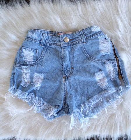Short Jeans destroyed  - Foto 2