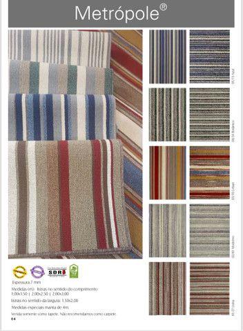 tapete são carlos Novo direto da Fábrica com Garantia  - Foto 3