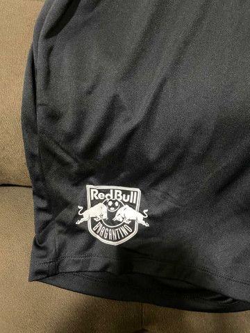 Bermuda original Nike oficial de jogo Red Bull Bragantino (G) - Foto 2