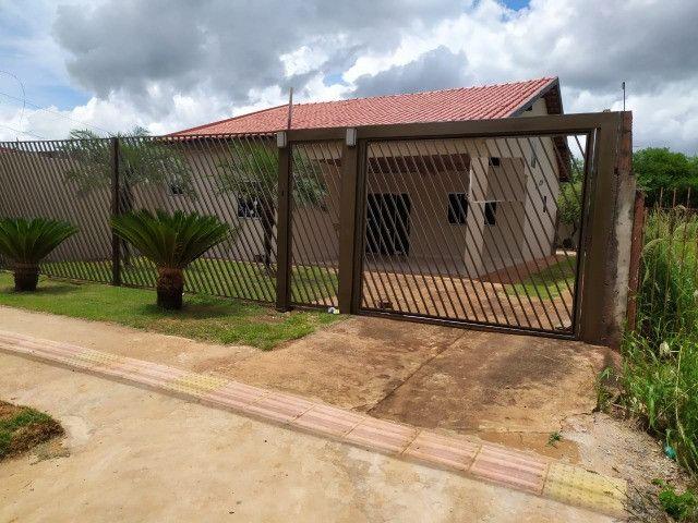 Linda Casa com Edícula Vila São Jorge da lagoa com 4 Quartos - Foto 2