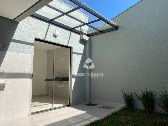 Campo Grande - Casa de Condomínio - Mata Do Jacinto - Foto 6