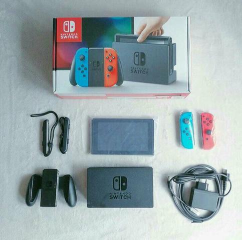 Game switch