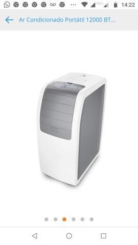 Ar condicionado Eletrolux POF12/Novo