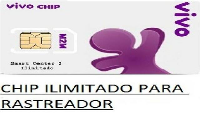 Vivo Chip M2M(Ilimitado) para rastreadores a R$20,00 mensais+Site e app (92)991621610 zap