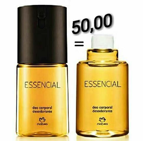Desodorante spray essencial