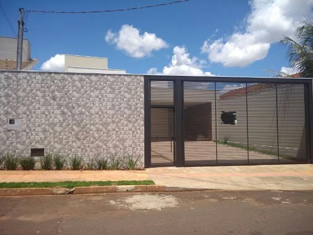 Carandá Linda Casa Com Acabamento Alto Padrão e Projeto Moderno