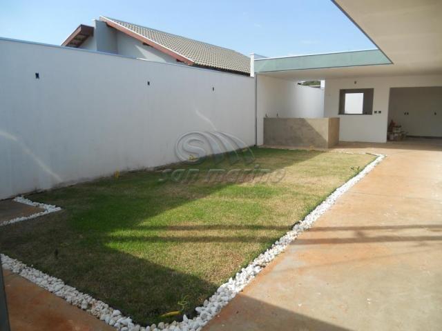 Casa à venda com 2 dormitórios em Jardim bothanico, Jaboticabal cod:V4239 - Foto 2