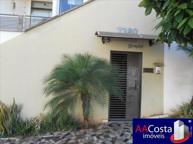 Apartamento à venda com 03 dormitórios em Residencial amazonas, Franca cod:2372